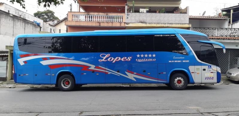 Fretamento de ônibus de Turismo Aeroporto - Fretamento de ônibus de Excursão