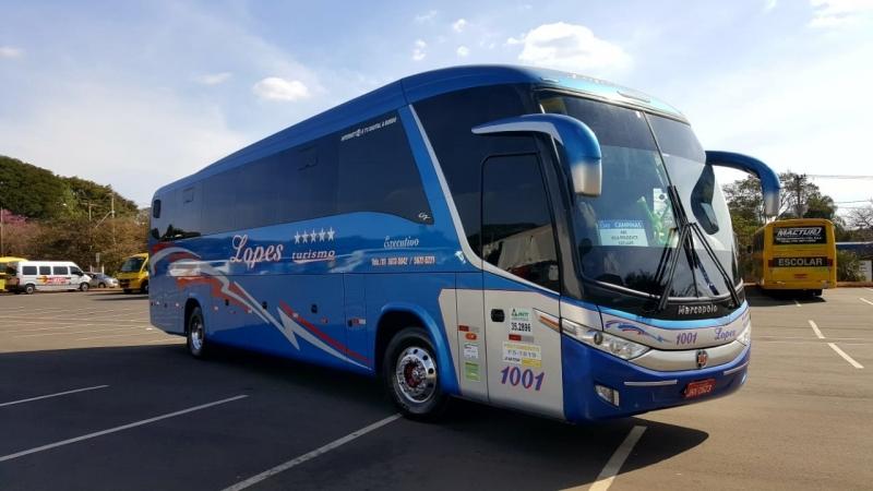 Fretamento de ônibus e Vans Orçar Cachoeirinha - Fretamento de ônibus de Excursão