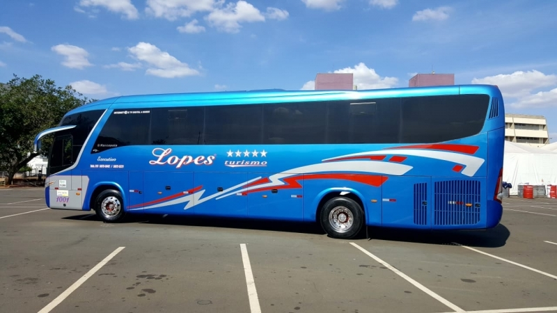 Fretamento de ônibus e Vans Jardim Ângela - Fretamento de ônibus de Excursão