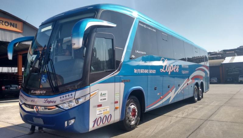 Fretamento de ônibus Empresa Orçar Jaguaré - Fretamento de ônibus de Excursão