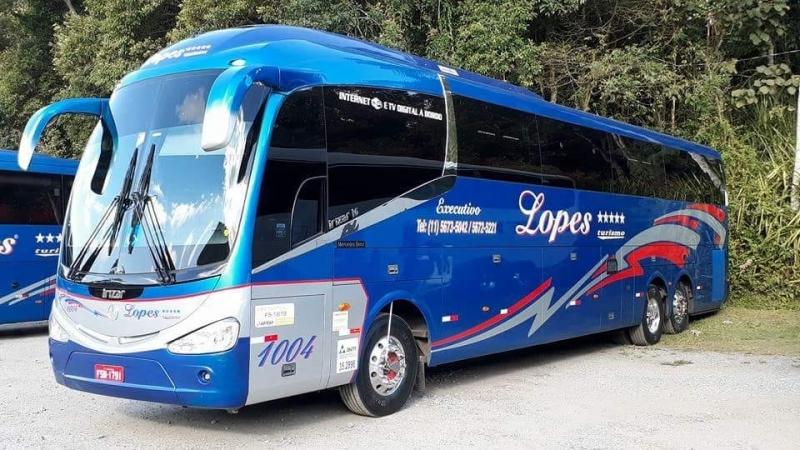 Fretamento de ônibus Excursão Tucuruvi - Fretamento de ônibus de Excursão