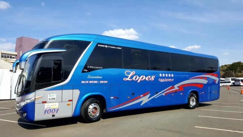 Fretamento de ônibus Intermunicipal Mooca - Fretamento de ônibus de Excursão