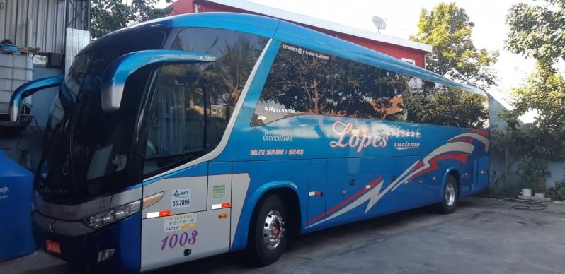 Fretamento de ônibus para Turismo Água Rasa - Fretamento de ônibus de Excursão