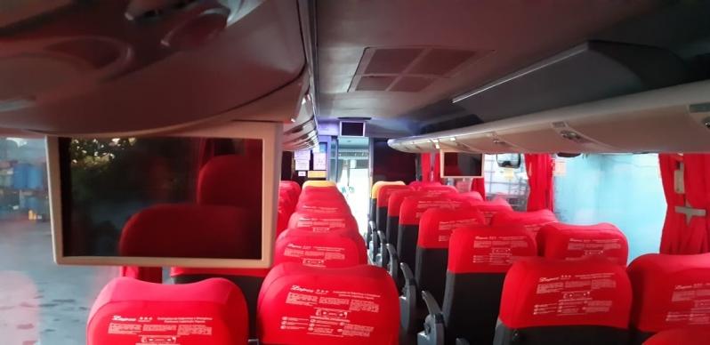 Fretamento de ônibus Turismo Orçar Grajau - Fretamento de ônibus de Excursão