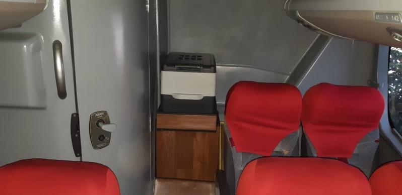 Fretamentos de ônibus de Empresa Amparo - Fretamento de ônibus de Excursão