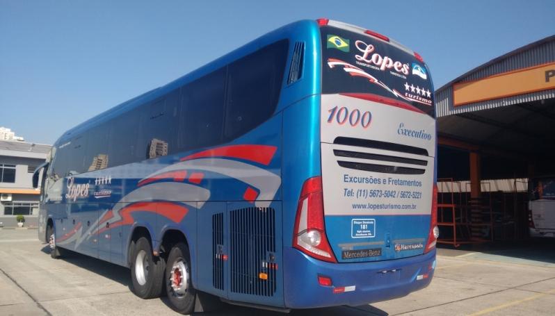 Fretamentos de ônibus de Excursão Louveira - Fretamento de ônibus de Excursão