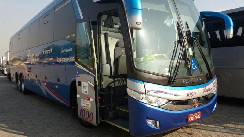 Fretamentos de ônibus Empresa Cidade Patriarca - Fretamento de ônibus de Excursão