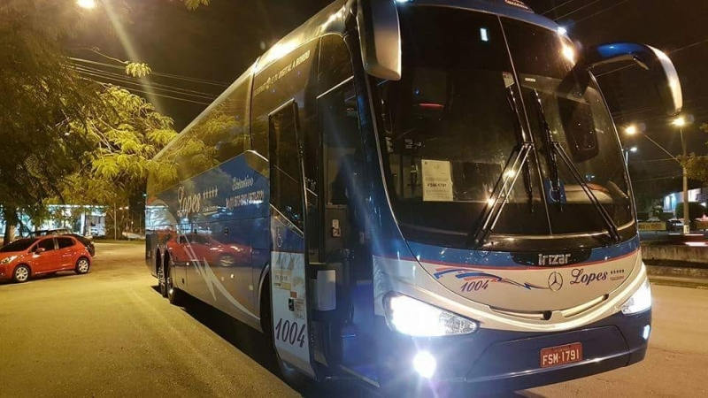 Fretamentos de ônibus Excursão Ferraz de Vasconcelos - Fretamento de ônibus de Excursão