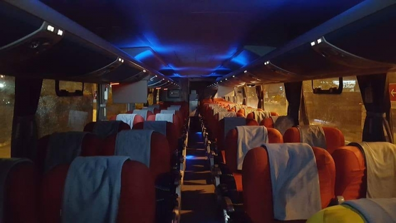 Fretamentos de ônibus para Viagem São Mateus - Fretamento de ônibus de Excursão