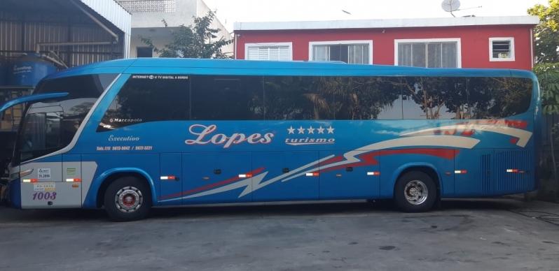 Orçamento de Fretamento de ônibus de Turismo Caieiras - Fretamento de ônibus de Excursão