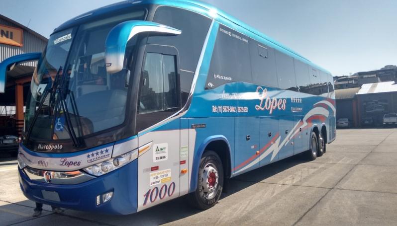 Preço do Fretamento de ônibus de Excursão Lauzane Paulista - Fretamento de ônibus de Excursão