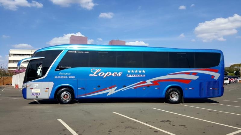 Preço do Fretamento de ônibus e Vans Água Rasa - Fretamento de ônibus de Excursão