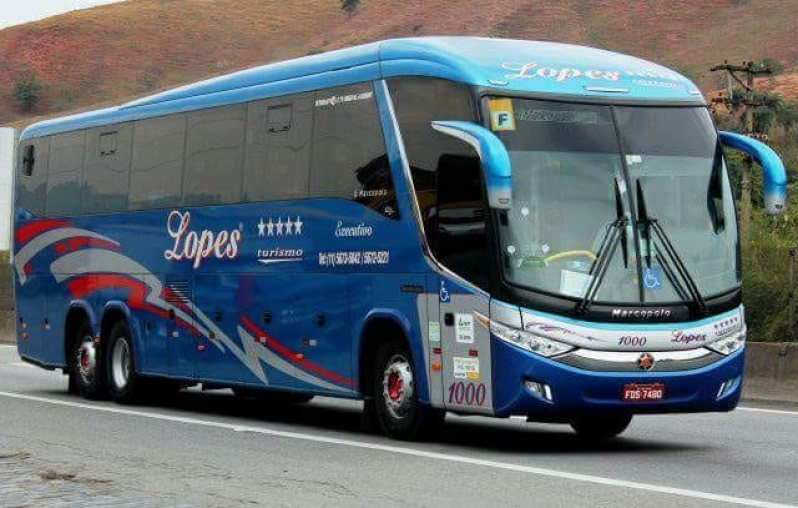Preço do Fretamento de ônibus Empresa Itupeva - Fretamento de ônibus de Excursão