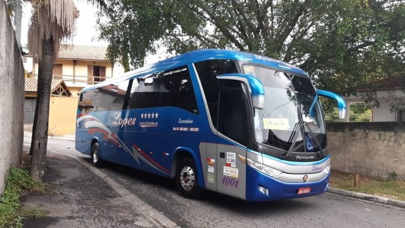 Preço do Fretamento de ônibus Interestadual Perdizes - Fretamento de ônibus de Excursão