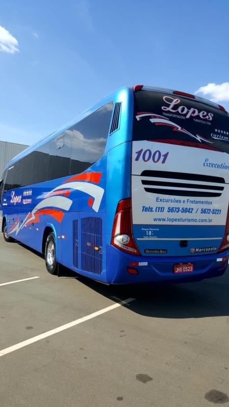 Preço do Fretamento de ônibus Intermunicipal Valinhos - Fretamento de ônibus de Excursão