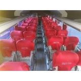 alugar ônibus fretado para empresas Vila Maria