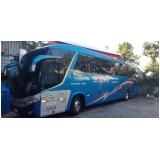 aluguel de ônibus para turismo