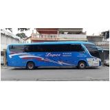 aluguel de ônibus com wi-fi Navegantes