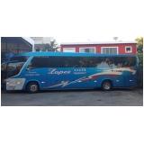 aluguel de ônibus de passeio Canoinhas