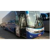 aluguel de ônibus de viagem Mooca
