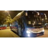 aluguel de ônibus executivo Pinheiros
