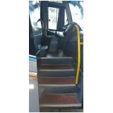 aluguel de ônibus para turismo Ipuaçu