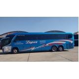 aluguel de ônibus para viagem Coronel Vivida