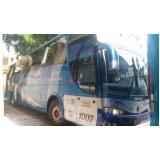 custo da locação de ônibus fretado Içara