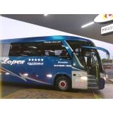 empresa de aluguel de ônibus para turismo Abelardo Luz