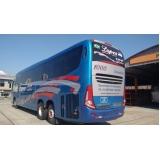 empresa de aluguel de ônibus para viagem Caieiras