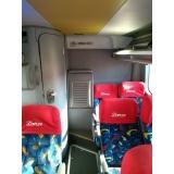 empresa de locação de ônibus com wi-fi Parelheiros
