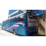 empresa de locação de ônibus fretado Dionísio Cerqueira