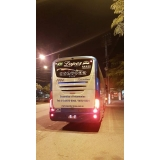 empresa de locação de ônibus para viagem Ipiranga