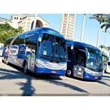empresa de transporte executivo micro ônibus Água Branca