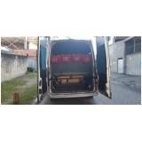 empresa de transporte executivo van Vila Romana