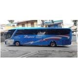 empresa que aluga ônibus fretado executivo Louveira