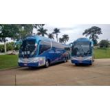 empresa que aluga ônibus fretado para turismo Valinhos