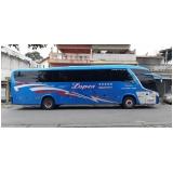 fretamento de ônibus de turismo Perdizes
