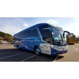 fretamento de ônibus e vans orçar Interlagos