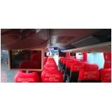 fretamento de ônibus turismo
