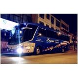 fretamento de ônibus intermunicipal orçar Campo Belo