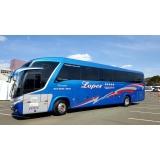 fretamento de ônibus intermunicipal Suzano
