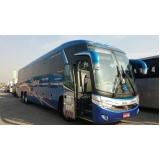 fretamento de ônibus para confraternização Socorro