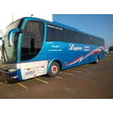 fretamento de ônibus para empresa valor Vila Gustavo