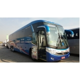 fretamento de ônibus para excursão valor Embu Guaçú