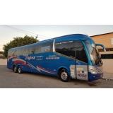 fretamento de ônibus valor Vila Matilde
