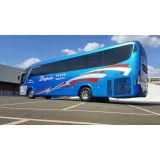 fretamentos de ônibus e vans Guarulhos