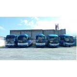 locação de ônibus com motorista valor Guaraciaba