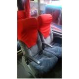 locação de ônibus de turismo valor Campos Novos