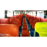 locação de ônibus turismo valor Araguari